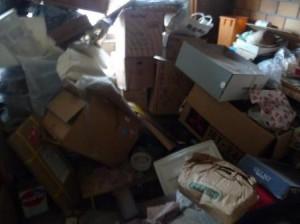 不用品処分,廃棄物処分,廃棄物収集運搬