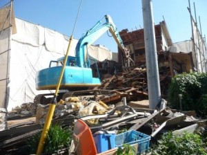 解体工事,住宅解体工事,木造住宅