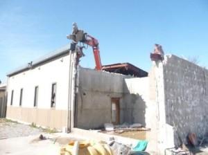 鉄骨造解体工事,コンクリート造解体工事,建物解体工事