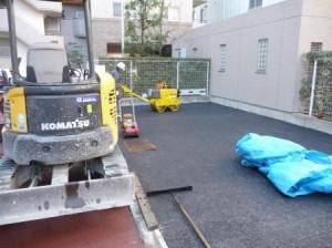 舗装工事,駐車場工事,アスファルト工事