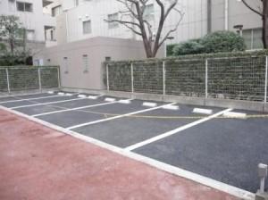 車止め,区画白線,舗装工事