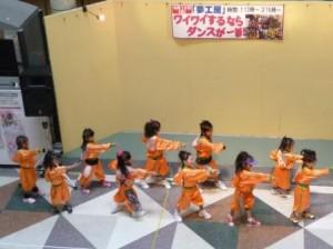 ダンス発表会,hiphop,震災チャリティー